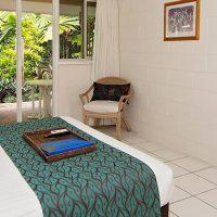 mission beach rainforest hotel
