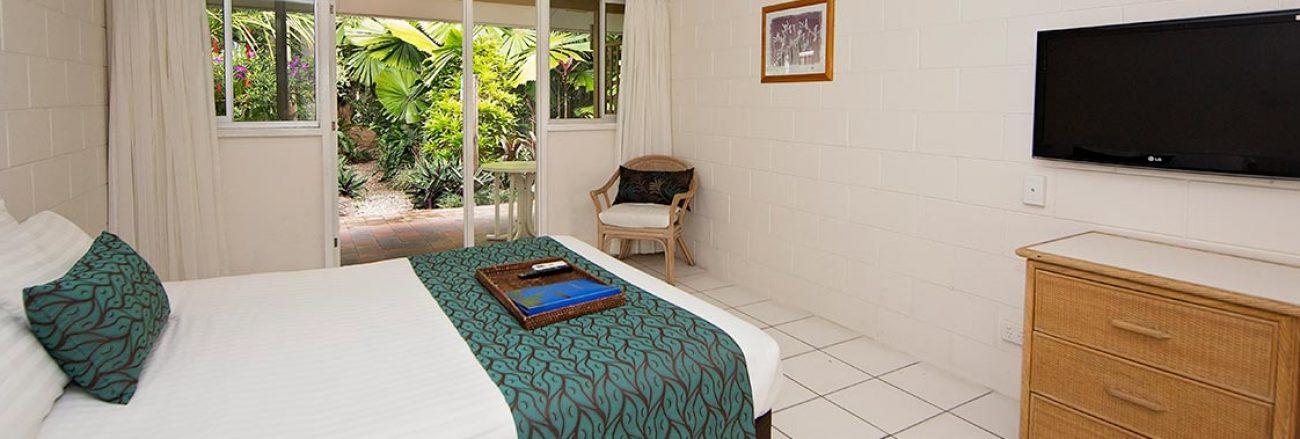 Rainforest Hotel Room