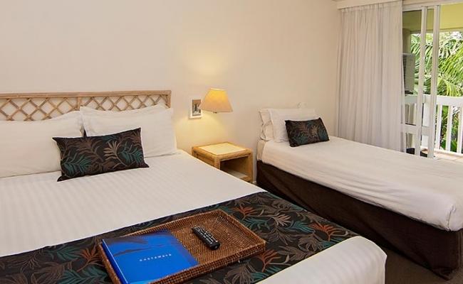 Mission Beach Rainforest Accommodation - Castaways Resort & Spa